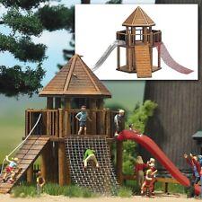 Busch OO/HO JAUGE aventure Jouez Château Kit modélisme 1487