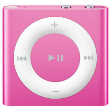 Geniune Apple iPod Shuffle 4th Gen 2GB Pink *NEW!* + Warranty!