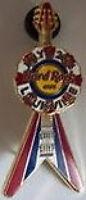 Hard Rock Cafe LOUISVILLE 2006 July 4th PIN Rosette V GUITAR HRC Catalog #33337