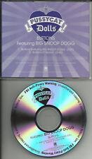 PUSSYCAT DOLLS Buttons PROMO CD Single Nicole Scherzinger SNOOP DOGG