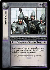 Lord of the Rings CCG Return of the King 7R103 Hearts Raised LOTR TCG