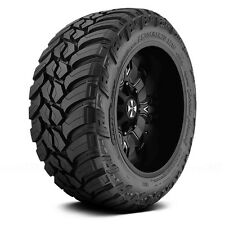 "4 - 35X12.50-18 AMP MUD TERRAIN ATTACK MT A MTZP3 35 12.50 R 18 SET OF 18"" TIRES"