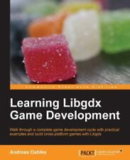 Learning Libgdx Game Development by Andreas Oehlke  2013, Paperback