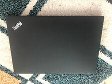 "New ListingLenovo ThinkPad T480s 14"" 1.9ghz i7 8th Gen 16 Gb Ram 256gb Ssd Warranty 4/2023"
