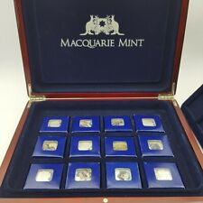 Maquarie Mint Sterling Silver Coin Proof Set