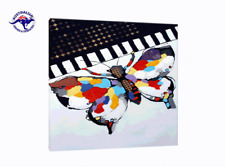 Oil Painting - 'Butterfly' -Home Decor - CLEARANCE SALE - $ 1 Auction Bargain