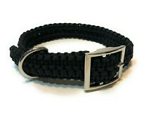 Paracord Dog Collar - Super Comfortable with Oversized Buckle Free Shipping!