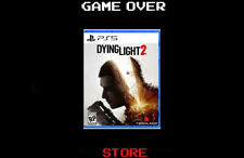 Dying Light 2 Ps5 Playstation 5 Nuovo ITA Videogame Promo Pre Order Copertina IT