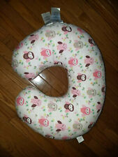 Pink//Brown Boppy Signature Slipcover P Wilow