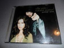 Ville Valo (Him) + Natalia Avelon/Summer wine EU- Promo 2006 Pro16179 1-Tr./MCD