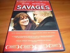 The Savages (DVD, Widescreen 2008) Laura Linney, Philip Seymour Hoffman Used