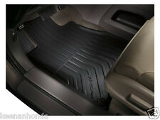 Genuine OEM Honda CR-V Black Cargo Tray All Season Mat Set 2012 - 2016 CRV Mats