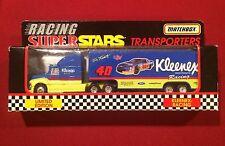 "1996 Matchbox ""Kleenex Racing"" Super Stars Transporters"
