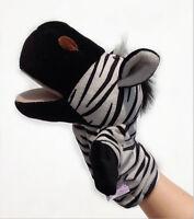 Animal Wildlife Hand Glove Puppet Soft Plush Puppets Kid Children Toy Gift(: