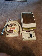 Vintage Kenmore Model 116 Powermate Magicord Canister Vacuum Cleaner bags hose