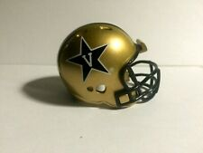 SEC Vanderbilt Mini Helmet Riddell 2012