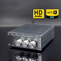 TPA3116 NE5532 PCM5102A CSR8675 Bluetooth 5.0 Hifi Mini Power Amplifier 100Wx2