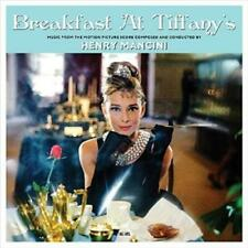 BREAKFAST AT TIFFANY'S [MUSIC FROM THE MOTION PICTURE SCORE] [6/21] NEW CD