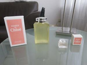 Chloé - Roses de  Chloè Eau de Toilette Miniture 5 ml   + Showergel 200 ml