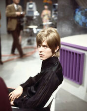 David Bowie UNSIGNED photograph - L2385 - In 1967 - NEW IMAGE!!!!!