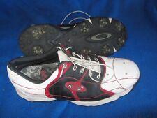 vintage Oakley golf shoes Men's sz 11 1/2 pre-owned 11.5