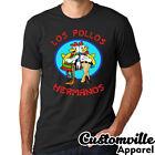 🔥 Los Pollos Hermanos Unisex T shirt Funny Breaking Bad Better Call Saul tee