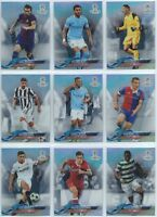 2017-18 Topps Chrome UEFA Champions League Refractor Card You Pick the Card