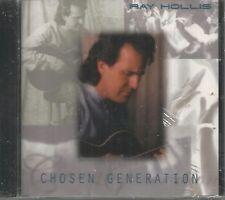 Ray Hollis Chosen Generation SEALED NEW CD 1996 ICU Music Christian Gospel CCM