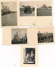 Nr.21698 6 x Foto Deutsche Wehrmacht in Polen Ukraine Rußland  6.5 x 9,5 cm