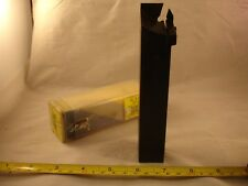 ISCAR GHGL 25.4-4 Indexable Grooving Cut Off Self Grip Tool Holder New (1352)