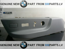 NEW GENUINE BMW E39 E38 SEAT SWITCH COVERING GRAU LEFT SIDE  52107058009
