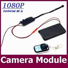 Mini 1080P Spy DIY Module Hidden P2P Camera Remote Monitor Nanny Cam Fast pp