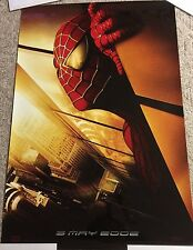 Spider-Man - Recalled WTC Twin Towers Original D/S 1-Sheet movie poster 27x40