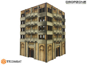 TTCombat – Lanux Apartments – SFX007