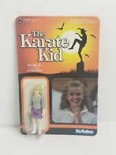 The Karate Kid Ali Mills ReAction/Funko Action Figure Collectible Fully Posable