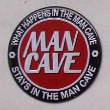 Man Cave Arbeitszimmer Männer Höhle USA Magnet Magnetschild