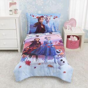 Disney Frozen 2 - Magical Journey 2 Piece Toddler Bedding Set  - See Details