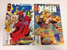 The Astonishing X-Men 1 2 3 4 Enter now The Age Of Apocalypse 1995
