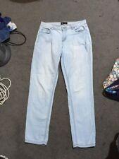 Womens Blue Denim Jay Jays Jeans Size 10 EUC