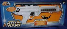 """Star Wars Tours Galaxtic Empire 20"""" Blaster Electronic New 2003 Factory Sealed"""
