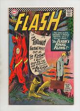 Flash #159 - Kid Flash & Dr Mid-Nite - (Grade 3.5) 1966