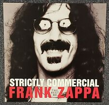 Frank Zappa Strictly Commercial 1995 CARDBOARD PROMO POSTER FLAT