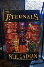 Eternals by Neil Gaiman & John Romita Jr Complete Marvel Deluxe Tpb Rare Oop