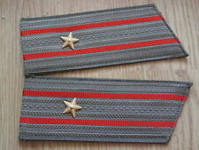 SOVIET officer Major Shoulder boards Officer epaulets Red Army USSR