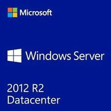 Microsoft Windows Server 2012 R2 Datacenter | Retail COA w/ 5 CAL's & MS USB