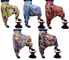 Apparels India 5Pcs Aladdin Afghani Harem Baggy USA Hippie Pants Wholesale Lot