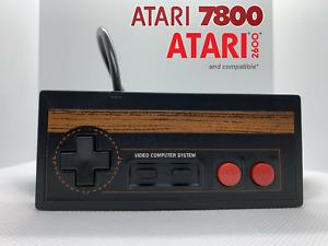 Atari 7800 Controller 2600 Joystick Control Pad Gamepad CX78 Retron 77 - READ