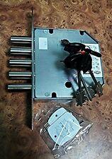 ELBOR LOCK Super High Security Lever 4 Motions Door Main Lock 5 keys