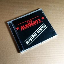 Almighty - Psycho - Narco ENGLAND CD  #AI01