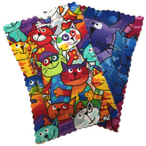 Catnip Pillows Sacks Two Pack Crazy Cat III, Free Shipping -- Made in the USA